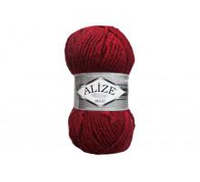 Alize Superlana Maxi 802 красный жаспе