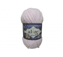 Alize Velluto 031 светло-розовый