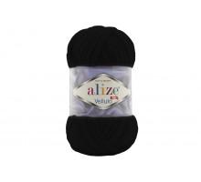 Alize Velluto 060 черный
