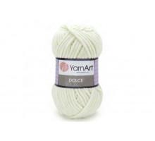 YarnArt Dolce 745 молочный