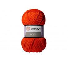 YarnArt Dolce 748 красный