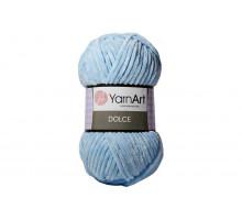 YarnArt Dolce 749 голубой