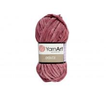 YarnArt Dolce 751 брусничный