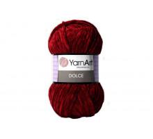 YarnArt Dolce 752 вишневый
