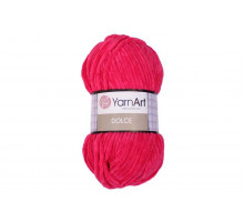 YarnArt Dolce 759 ярко-розовый
