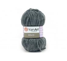 YarnArt Dolce 760 светло-серый