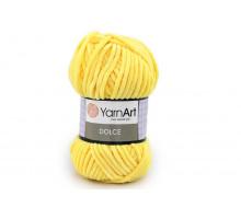 YarnArt Dolce 761 желтый