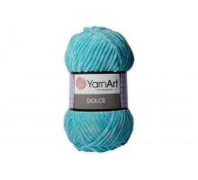 YarnArt Dolce 770 бирюзовый