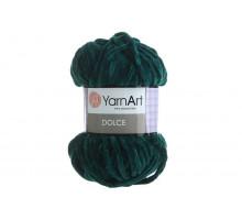 YarnArt Dolce 774 темно-зеленый