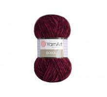 YarnArt Dolce 780 ежевичный