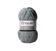 YarnArt Dolce 782 серый