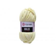 YarnArt Dolce 783 кремовый