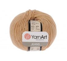 YarnArt Jeans 07 песочный