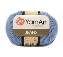 YarnArt Jeans 15 голубой