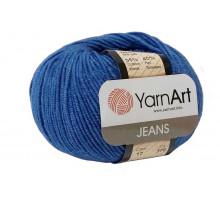 YarnArt Jeans 16 темный джинс