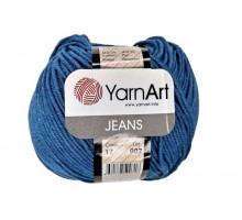 YarnArt Jeans 17 темно-синий