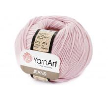 YarnArt Jeans 18 нежно-розовый