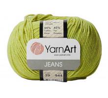 YarnArt Jeans 29 фисташковый