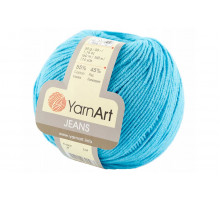 YarnArt Jeans 33 бирюза