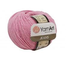 YarnArt Jeans 36 сухая роза