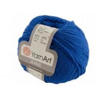 YarnArt Jeans 47 синий