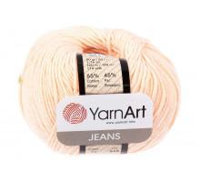 YarnArt Jeans 73 персик