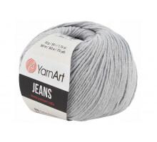 YarnArt Jeans 80 серо-сиреневый