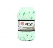 YarnArt Baby Color 270 мята-зеленый