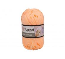 YarnArt Baby Color 272 персик-оранжевый