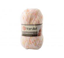 YarnArt Baby Color 5103 персик-желтый-оранжевый