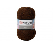 YarnArt Baby 1182 коричневый