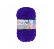 YarnArt Baby 203 ярко-фиолетовый