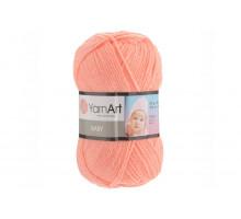 YarnArt Baby 204 персиковый