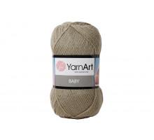 YarnArt Baby 218 капучино