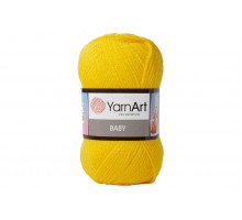 YarnArt Baby 032 желток