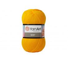 YarnArt Baby 586 апельсин