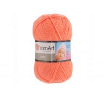 YarnArt Baby 622 ярко-персиковый