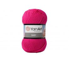 YarnArt Baby 8041 малина