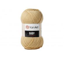YarnArt Baby 805 песочный