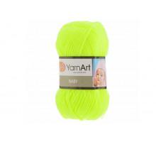 YarnArt Baby 8232 лимон