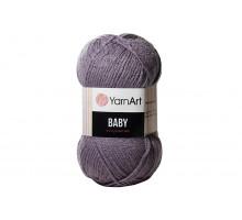 YarnArt Baby 852 черника