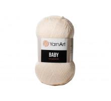 YarnArt Baby 854 светло-персиковый
