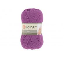 YarnArt Baby 9560 сиреневый