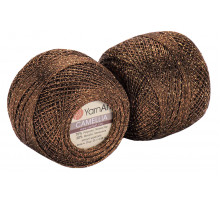 YarnArt Camellia 422 кофе