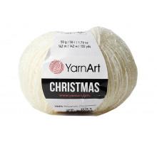 YarnArt Christmas 006 молочный