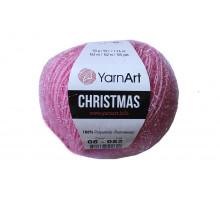 YarnArt Christmas 008 розовый