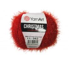 YarnArt Christmas 011 красный