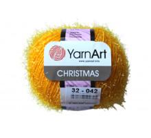YarnArt Christmas 032 желтый