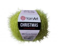 YarnArt Christmas 037 салатовый