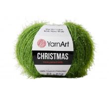 YarnArt Christmas 043 зеленый